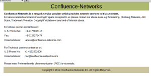 confluence-networks-website