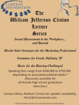 clinton-lecture-series