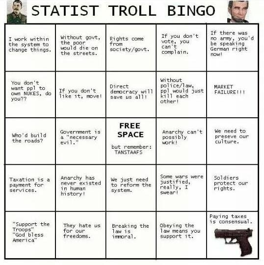 statist-bingo