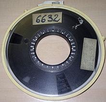 mag-tape-reel