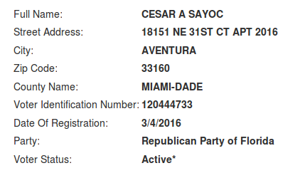 sayoc-registration